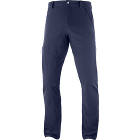 Salomon Wayfarer Tapered Housut Miehet, night sky